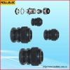 Plastic fixed cable gland M-B type