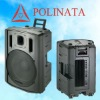 Plastic karaoke speaker