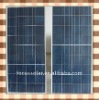 Poly crystalline module 265w solar panel with UL,TUV,CEC