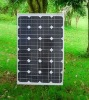 Poly-crystalline solar panel for home use   30W