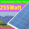 Poly solar panel 225 Watt 60cells with CE TUV