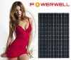 Polycrystalline PV Solar Panel With CE/ISO/TUV/IEC Approval Standard