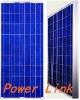 Polycrystalline Silicon 110W photovoltaic solar panel