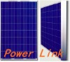 Polycrystalline Silicon 120 watt solar panel