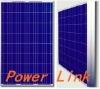 Polycrystalline Silicon 185w pv solar panel