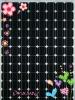 Popular 185W mono solar panel with TUV,UL,MCS