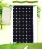 Popular 200W mono solar panel with TUV,UL,MCS