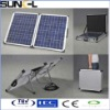 Portable,Foldable 60W*2Pcs polycrystalline solar panel, PV module