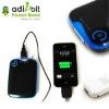 Portable Power Bank Universal Smart Phone USB External Battery Charger (Model: i5000)