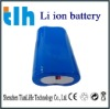 Prismatic rechargeable battery 7.4v 2400mah