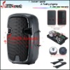 Professional PEN Series plastic speaker cabinet