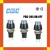 Push Switch SERIES PBS-20A ON-OF high quality