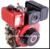 QD178F(E) Cooled Type 4-stroke Electric Diesel Engine