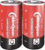 R14 carbon   zinc  C  size  battery