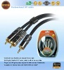 RCA to 3.5 mm stereo  cable  (ST7002)