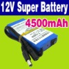 Rechargeable AC High Capacity Battery
