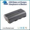 Rechargeable Digital Camera Battery BM-Son-F570/F550/F530
