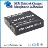 Rechargeable! Digital Camera Battery Pack for CASIO NP-40