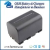 Rechargeable Digital Camera Battery for Sony NP-FS31