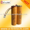 Rechargeable Lithium-Ion Battery pack S18650