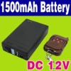 Rechargeable Lithium-ion DC Battery