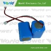 Rechargeable li-ion battery pack 14.8V 2600mAh