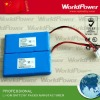 Rechargeable medical batteries 11.1V 2000mAh
