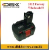 Replacement BOSCH Cordless Drill Battery Fit for:13614-2G, 1661, 13614,15614, 1661K, 22614, 23614, 32614,