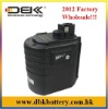Replacement BOSCH Cordless Drill Battery Fit for: BOSCH 0 611 225 503, 0 611 260 539