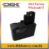 Replacement BOSCH Cordless Drill Battery Fit for: BOSCH 3300K,3305K
