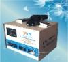 SVC-500VA AC automatic servo motor control  voltage stabilizer regulator