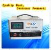 SVC-D (digital display type) full automatic high efficiency voltage stabilizer regulator-500W