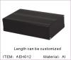 Sealed Aluminum electronic enclosures