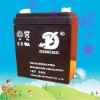 Sealed lead acid rechargeable battery for building interphone