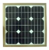 Serviceable Solar Panel with 25W Power