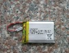 Shenzhen battery cell 3.7V 1000mAH rechargeable