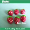 Silicone Earphone Holder/Cover in Strawberry shape