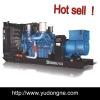 Slient diesel electric generating