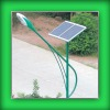 Solar Light in Highway or Street