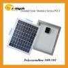 Solar Panel- Polycrystalline 10W Solar Modules