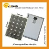 Solar Panel-mono solar module 60w