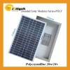 Solar Panel- poly 20w