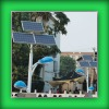 Solar Street Light With LED Lamps