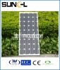 Solar energy 100W panel/model with high efficiency