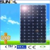 Solar energy 180W Monocrystalline Solar panel,solar module,low price