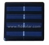 Square Mini Epoxy Resin Monocrystalline Silicon Solar Panel