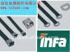 Stainless steel cable ties for marine for good quality