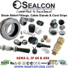 Strain Relief Fittings, Cable Glands & Cord Grips - Sealcon