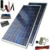 Sunforce 160-Watt Solar Panel Kit with Sharp Modules 39626