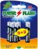 Super Alkaline battery LR03 ( AAA, AM-4)